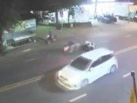 Kopyalı Trafik Kazası - Tayland