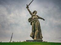 Volgograd (Stalingrad) - Time Lapse