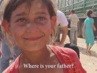 Adını Hatırlamayan Küçük Mülteci Kız