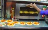 Hindistan Usulü Pizza Yapımı