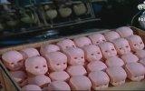 1960'lı Yıllarda Oyuncak Bebeklerin İmalatı
