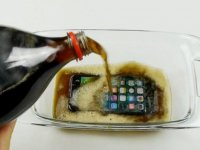 iPhone 7, Kola İçerisinde Dondurulursa