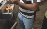 Hindistan Usulü Omlet Yapımı