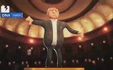Fethullah Gülen'in Çizgi Filmi