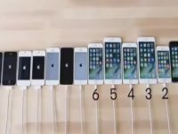 Gelmiş Geçmiş Tüm iPhone'ları Hız Testine Sokmak