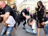 Vitalii Sediuk Kim Kardashian'a Tacize Kalkışması
