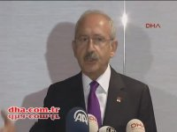 Kılıçdaroğlu: Otur Adam Gibi Cumhurbaşkanlığını Yap