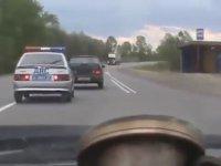 Rusya'da Polisten Kaçmak