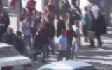 Erzurum'da Döner Bıçaklı, Kazmalı, Kürekli Kavga