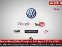 Aziz Sancar - Her Şeyimi Türkiye'deki Barış İçin Verirdim