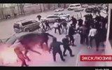 Kavgada El Bombası Atan Çeçen