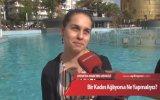 Bir Kadın Ağlıyorsa Ne Yapmalıyız  Sokak Röportajı