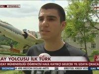 Uzaya Gidecek İlk Türk - Halil Kayıkçı