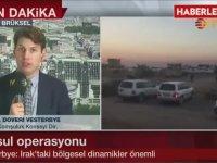 Birleşmiş Milletler - 100 Bin Iraklı Türkiye'ye Sığınabilir