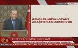 Erdoğan  Eşek Arısı Gibi Gençlik İstemiyorum