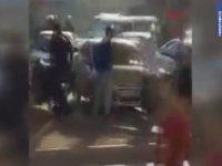 Adana'da Yol Verme Kavgası