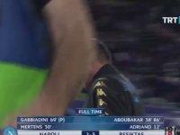 Napoli'ye 3'lü Seslenen Beşiktaş Taraftarı!
