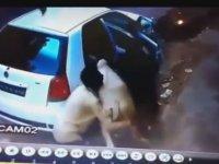 Otomobille Sığır Çalmak