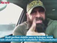 Şii Çete Başı Türkiye'ye Tehdit