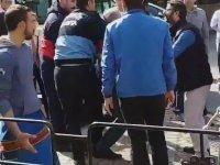 Kadıköy Zabıtasının Pilavcıyı Tekme Tokat Dövmesi
