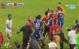 Göztepe  Eskişehirspor Maçında Çıkan Olaylar