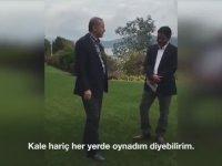 Cumhurbaşkanı Erdoğan Futbolculuk Geçmişi