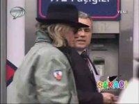 Çetin Çiftçioğlu ATM Şakası