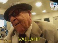 Haftada 2 Kez Yapan 97 Yaşındaki Dede