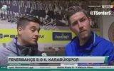Fenerbahçe'de 12. Oyuncu Hakem Devreye Girdi  Karabüksporlu Skulasson