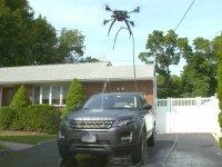 Araba Yıkayan Drone