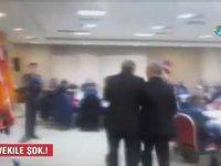 CHP Milletvekilinin Üzerine Yürüyen Muhtarlar
