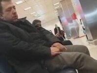 Atatürk Havalimanında 31 Çeken Adam