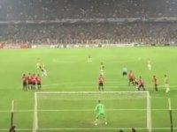 Jeremain Lens - Manchester United Golü Tribün Çekimi