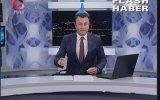 Flash Tv Sunucusunun Canlı Yayına Huni ile Çıkması
