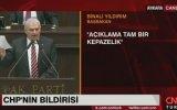 CHP Bu Kafayla Sittin Sene iktidar Olamaz  Binali Yıldırım