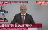 Sayın Trump'ı Tebrik Ediyoruz Gülen'i İade Etsin  Binali Yıldırım