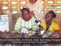 Medusa Topuz Saçlı Ablanız İle Buram Buram Nijerya