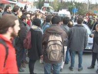 Boğaziçi Üniversitesi Rektörlük Eylemi
