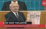 İsrail'le Anlaşarak 20 Milyon Dolara Türkiye'nin İtibarını Sattılar  Kemal Kılıçdaroğlu