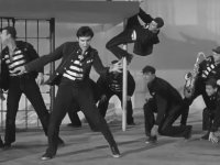 Elvis Presley - Jailhouse Rock (Restorasyonlu)