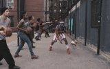 Basketbol Topuyla Dubstep Müzik Yapmak