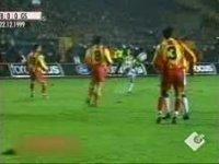 Galatasaray'ın Kadıköy'deki Son Galibiyeti (22 Aralık 1999)