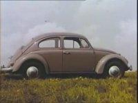 60'lardan VW Beetle Reklamı
