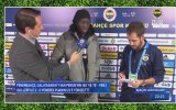 Demba Ba'nın FB TV'de Şampiyon Beşiktaş Demesi