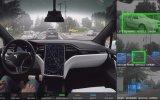 Otonom Araçlar Çevreyi Nasıl Algılıyor  Tesla