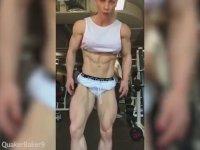 Vücut Yağ Oranı Sıfıra Yakın Kadın Sporcu