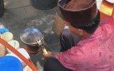 Endonezya Usülü Omlet Yapımı