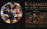 Kingsman The Secret Service  Bar Kavga Sahnesi