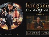 Kingsman: The Secret Service - Bar Kavga Sahnesi