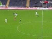 Salih Uçan'ın Gençlerbirliği Maçında Messi'ye Bağlaması